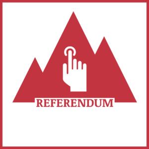 Referendum - BARD Belluno Autonoma Regione Dolomiti
