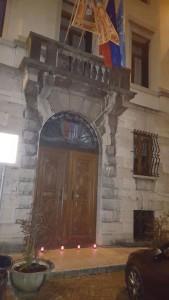 24 ottobre 2015 - Fuochi per l'autonomia - Palazzo Piloni, Belluno