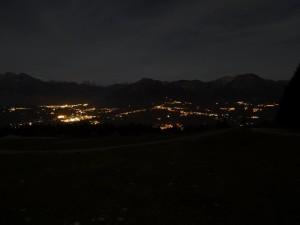 24 ottobre 2015 - Fuochi per l'autonomia - Farra d'Alpago