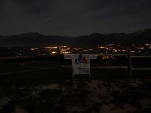 24 ottobre 2015 - Fuochi per l'autonomia - Malga Mezzomiglio, Farra d'Alpago