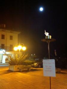 24 ottobre 2015 - Fuochi per l'autonomia - Valle di Cadore