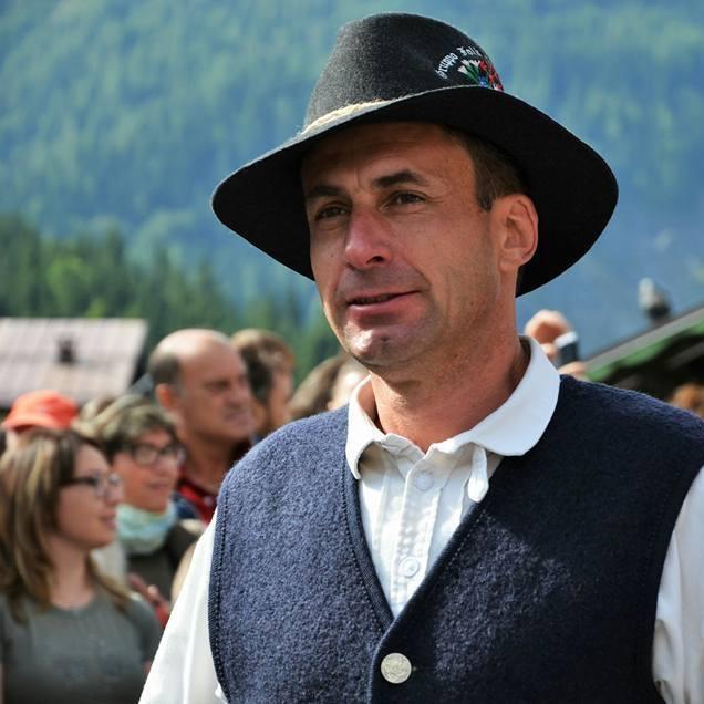 Danilo Marmolada- BARD Belluno Autonoma Regione Dolomiti
